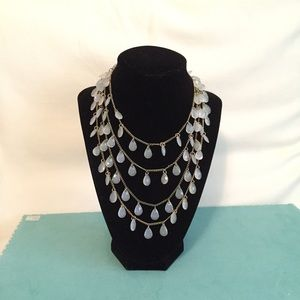 Jewelry - Beautiful 4 Layer Beaded Long Necklace